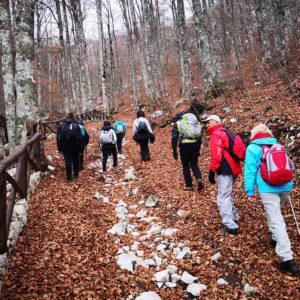 trekking passeggiata basilicata maratea